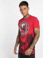 Yakuza t-shirt Italian Job rood
