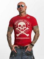 Yakuza T-Shirt Face rouge