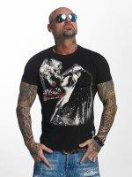Yakuza T-Shirt Deadly Kiss schwarz