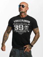 Yakuza T-Shirt 893 Union schwarz