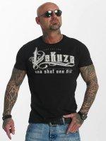 Yakuza t-shirt One Shot zwart