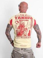 Yakuza T-skjorter Hangman gul