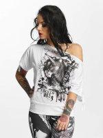 Yakuza T-skjorter Take Any Shape hvit