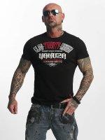 Yakuza T-skjorter Psycho Circust svart