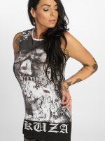 Yakuza Tank Tops Flowers Of Death bialy