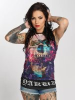 Yakuza Tank Tops Flowers Of Death pestrá