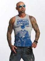 Yakuza Tank Tops Untd szary