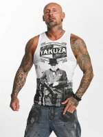 Yakuza Tank Tops Untd white