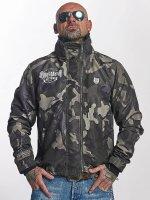 Yakuza Übergangsjacke Massive Fxxking camouflage