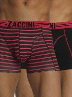 Zaccini Семейные трусы Stripe 2-Pack красный