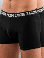 Zaccini Семейные трусы Uni 2-Pack черный