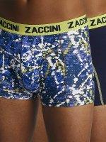 Zaccini Boxer Short Paint blue