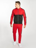 Zayne Paris Ensemble & Survêtement Two-Tone rouge