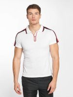 Zayne Paris Poloshirt Polo weiß