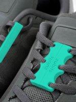 Zubits шнурки Magnetic бирюзовый