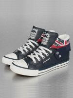 British Knights Sneaker Roco PU Textile blau