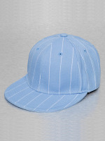 Cap Crony Fitted Cap Pin Striped modrý