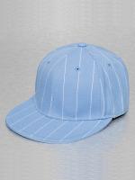 Cap Crony Fitted Cap Pin Striped niebieski