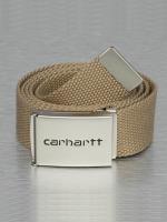 Carhartt WIP Paski Clip Belt bezowy
