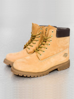 Dickies Chaussures montantes Fort Worth beige