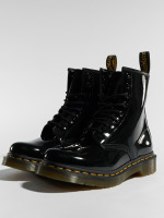 Dr. Martens Boots 1460 Patent 8 Eye negro