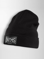 Grimey Wear Beanie The Gatekeeper zwart