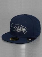 New Era Casquette Fitted Ne Remix Liquid Logo Seattle Seahawks 59Fifty bleu