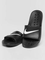 Nike Claquettes & Sandales Kawa Shower noir