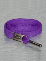 Seven Nine 13 шнурки Full Metal пурпурный