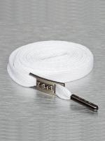 Seven Nine 13 Shoelace Full Metal white