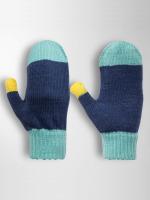 TrueSpin Rękawiczki Mittens niebieski