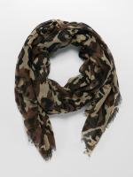 Urban Classics sjaal Light Camo camouflage