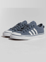 adidas originals Baskets Nizza bleu