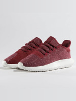 adidas originals Baskets Tubular Shadow J rouge