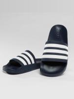 adidas originals Slipper/Sandaal CF blauw