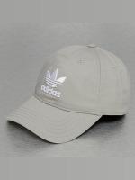 adidas originals Snapback Cap Trefoil grigio