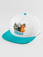 adidas originals snapback cap Oranges & Skull wit