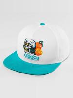 adidas originals Snapback Caps Oranges & Skull valkoinen