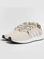 adidas originals Sneakers X PLR hnedá