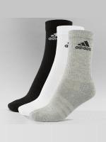 adidas originals Strumpor 3-Stripes Per Cr HC 3-Pairs svart