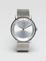adidas Watches Часы District M1 серебро