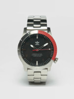 adidas Watches Uhr Cypher M1 silberfarben