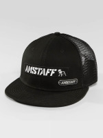 Amstaff Trucker Cap Eceno schwarz