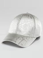 Bangastic Snapback Caps Shiny srebrny