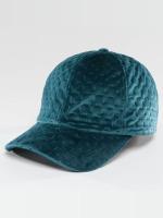 Bangastic Snapback Caps Velvet turkoosi