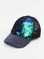 Bangastic trucker cap Glam blauw