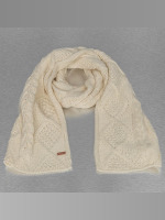Bench Schal Careen Cable Knit beige