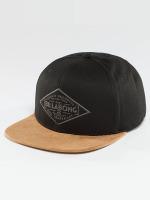 Billabong Snapback Caps Sama musta