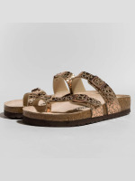 Birkenstock Sandals Mayari BF Metallic Stones brown
