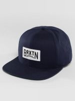 Brixton Casquette Snapback & Strapback Langlay bleu